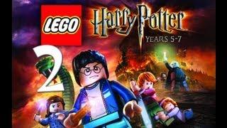 LEGO Harry Potter 5-7 years (Гарри Потер Лего) Прохождение - часть 2