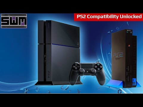 connectYoutube - Hackers Just Made The PS4 Compatible With PS2 Games