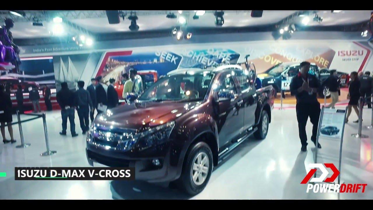 Isuzu D-Max V-Cross | First Look | PowerDrift