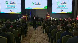 ECPA JAMAICA 2020 - Energy & Climate Partnership of the Americas Opening Ceremony