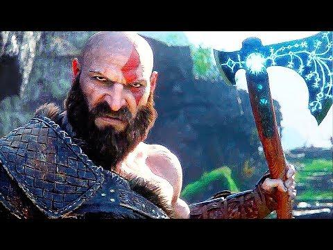 connectYoutube - GOD OF WAR 4 Gameplay Walkthrough (2018) Developer Demo