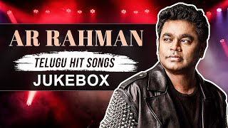AR Rahman Telugu Hit Songs | Telugu Golden Hit Songs | Premikudu | Gentleman - RAJSHRITELUGU