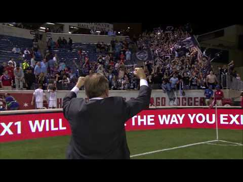 Video: Minnesota striker Abu Danladi bags brace to condemn consolation goal-getter David Accam's Chicago Fire