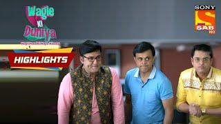 A Race For The Pastry! | Wagle Ki Duniya | Episode 98 | Highlights - SABTV