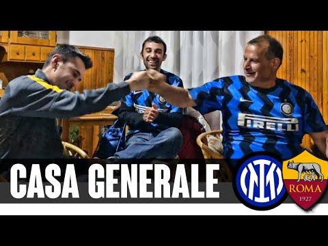 GENERALE vuole vincerle tutte! | LIVE REACTION INTER-ROMA 3-1
