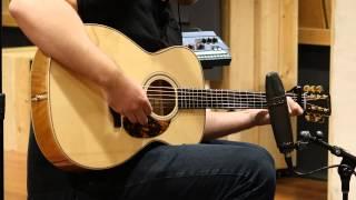 Elysia Xpressor 500 Compressor pt. 1 - Acoustic Guitar