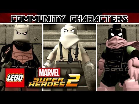 connectYoutube - LEGO Marvel Super Heroes 2: Community Characters - Episode 4: Marvel Noir