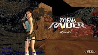 [TRLE] Tomb Raider : Unfinished Business Remake (2007) - #01 - Atlantis : Atlantean Stronghold
