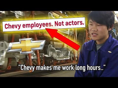 "If Chevy Commercials Were Real Life and I Was There ""Silverado Strong Employee Discount"""