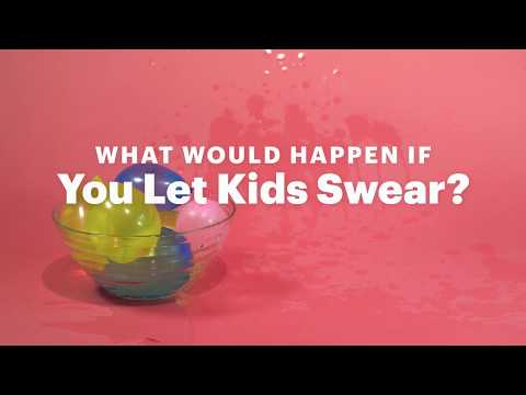 connectYoutube - What Would Happen If You Let Your Kids Swear?