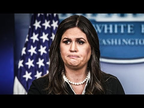 """Sarah Huckabee Sanders Won't Say If Roy Moore Is A """"Creep"""" Because She Doesn't Know Him Well Enough"""