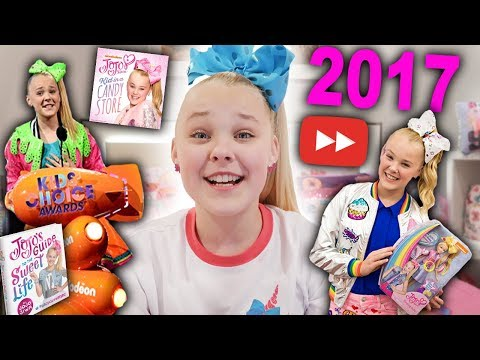 connectYoutube - WHY 2017 WAS THE BEST YEAR OF MY LIFE!! - JoJo Siwa