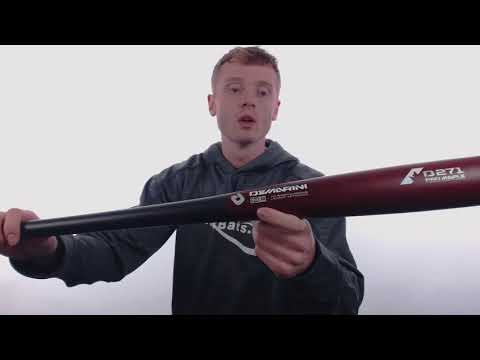 DeMarini D271 Pro Maple Composite Wood Baseball Bat: DX271