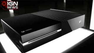 Smaller Processor Points to Xbox One Slim - IGN News