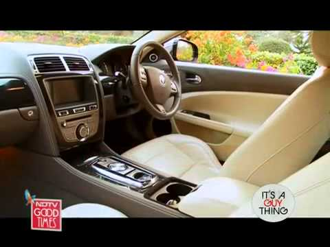 Jaguar XKR test drive review by NDTV
