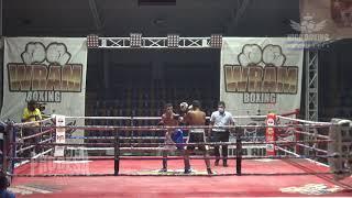 Cruz Perez VS Numan Hernandez - Nica Boxing Promotions