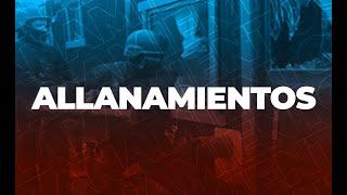 Inician allanamientos en San Pedro Ayampuc