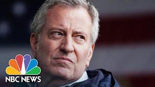 Live: NYC Mayor Bill De Blasio Holds Coronavirus Briefing   NBC News