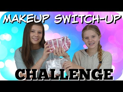 connectYoutube - MAKEUP SWITCH UP CHALLENGE    COVER GIRL, MAYBELLINE, L'OREAL      Taylor and Vanessa