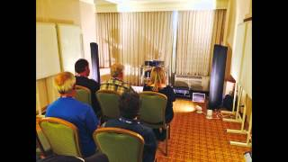 Sandy's Rocky Mountain Audio Festival Demo: Home Theater Geeks 228