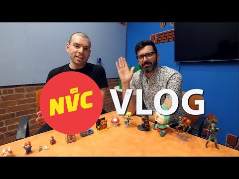 connectYoutube - NINTENDO COLLECTION SHOW & TELL PT. 2 (with Brian and Zach) - Nintendo Voice Chat Vlog Ep. 29