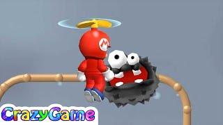New Super Mario Bros Wii 100% Walkthrough #9 (All Collectibles, Secret Exit, 4K 60fps)