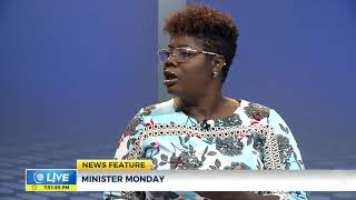 Sanitization in Kingston With Mayor of Kingston Delroy Williams | Minister Monday | CVMTV