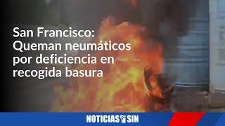 #SINFinDeSemana: Ministerio Público, COVID-19, neumáticos