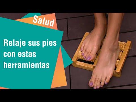 Relaje sus pies con estas herramientas de madera   Salud
