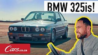 Обзор BMW 325is Evo 1 - в оригинальном Гушше