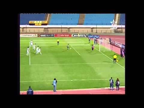 البطولة الوطنية: مباراة الوداد الفاسي والمغرب التطواني 1-2