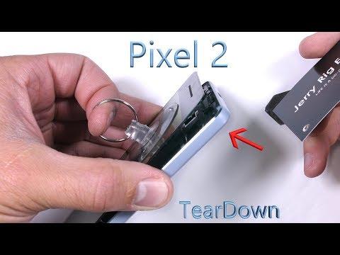 Pixel 2 Teardown! - Its actually kinda cool...
