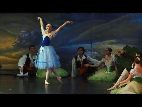 Городские события. Классический русский балет Москвы. Жизель