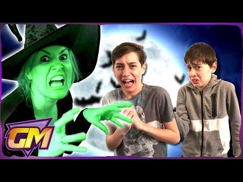 OMG My Mum Is A Witch!! - Scary Kids Parody