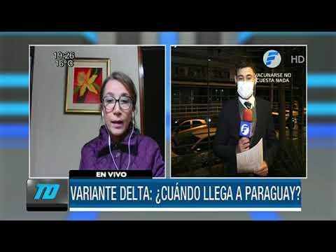 Variante Delta: ¿cuándo llegará a Paraguay