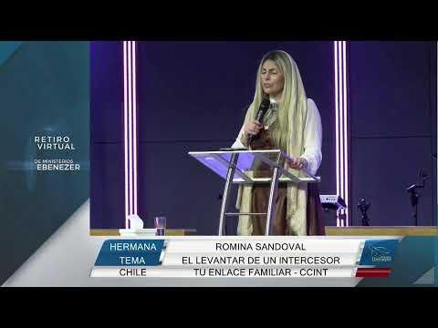 El levantar de un intercesor - Hermana Romina Sandoval