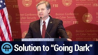 FBI Director Once Again Calls for an Impossible Solution