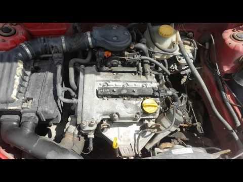 Opel Corsa 1998 m dalys