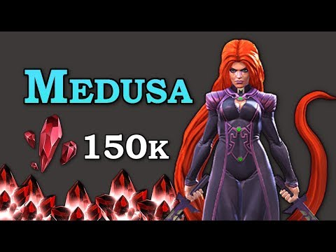 connectYoutube - Medusa 5-Star Featured Crystal Opening   Marvel Contest of Champions Live Stream
