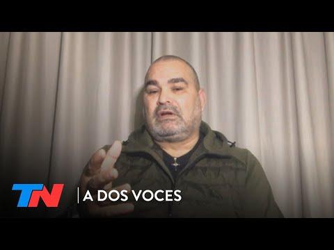 ESTÁN MATANDO EL FUTBOL: José Luis Chilavert en A DOS VOCES
