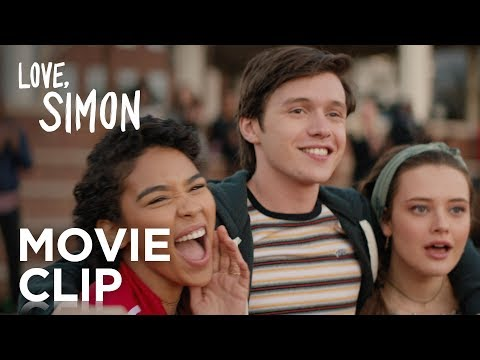 Odonnell simon sean love Love, Simon