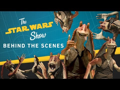How We Make The Star Wars Show!