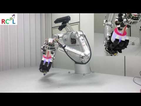 KITECH Dual Arm Robot  Performs Manipulation Tasks