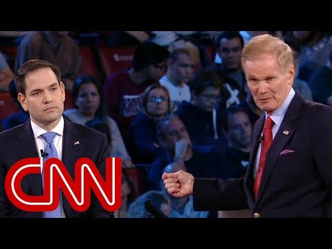 connectYoutube - Nelson defends Rubio: He showed up, Gov. Scott did not