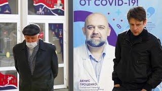 Covid-19 : La Russie subit une dangereuse augmentation des cas, et impose le vaccin pour certains