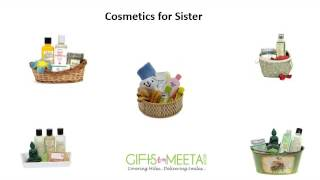 Best Bday Gift ideas for Sister at giftsbymeeta
