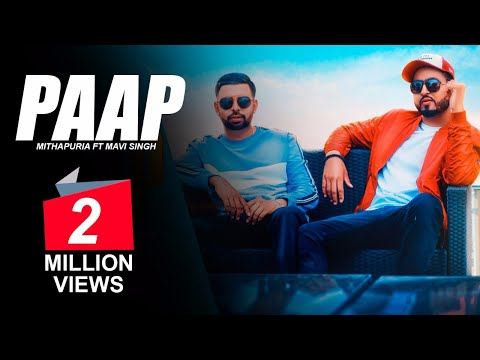Paap-Mithapuria Ft Mavi Singh Video Song