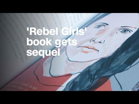 'Rebel Girls' book gets sequel with crowdsource...
