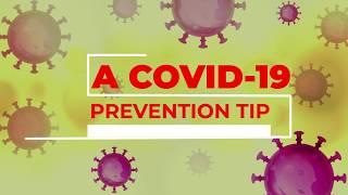 Virus Prevention Tip -3  | CVMTV