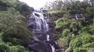 Munnar, Hill Station, Kerala - Munnar Waterfalls